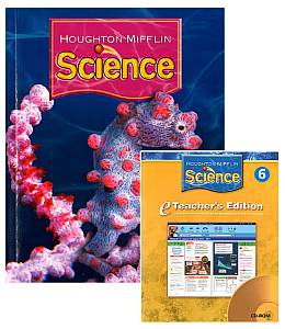 Houghton Mifflin Science Bundle - Grade 6