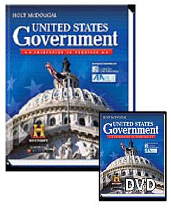 HOLT U.S. GOVERNMENT Bundle Grades 9-12