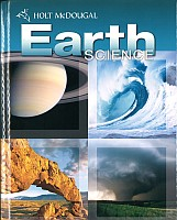 Earth Science Set w/Student Textbook & Interactive Online Text &