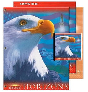 U.S. HISTORY Grade 5 KIT w/Textbook, CD, Tests, Answer Keys & Le