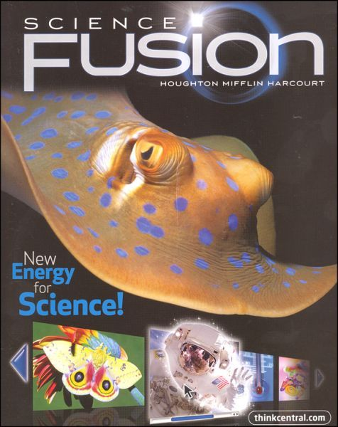 Houghton Mifflin SCIENCE FUSION - Grade 4 Science Bundle