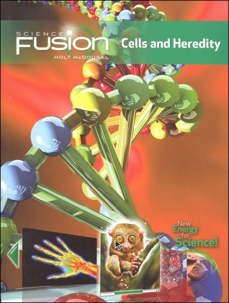 FUSION Module A - Grades 6-8 - Cells & Heredity Bundle