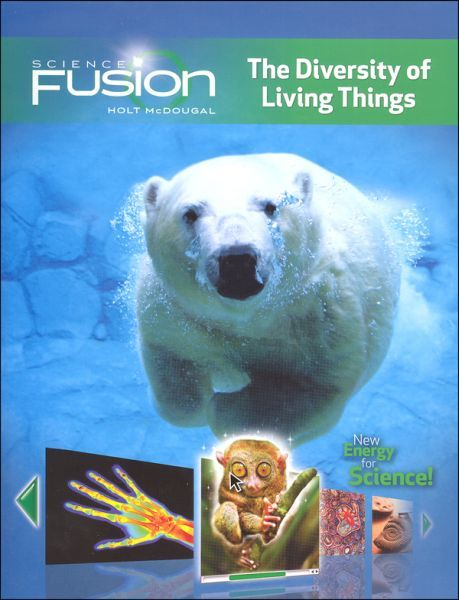FUSION Module B - Grades 6-8 Diversity of Living Things Bundle