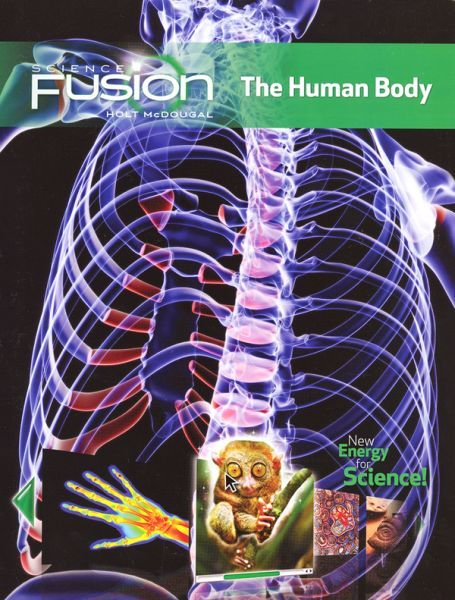 FUSION Module C -Grades 6-8 - The Human Body Bundle