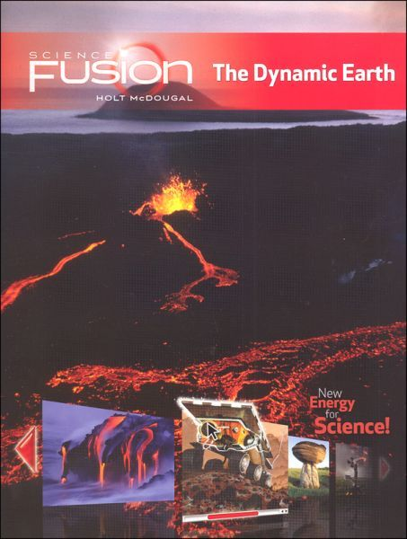 FUSION Module E - Grades 6-8 - The Dynamic Earth Bundle