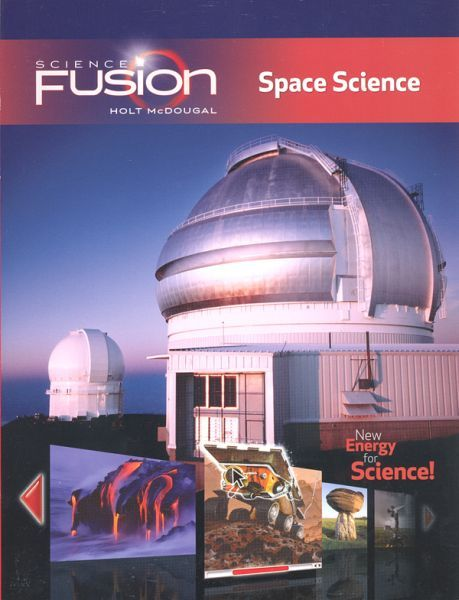 FUSION Module G - Grades 6-8 - Space Science Bundle