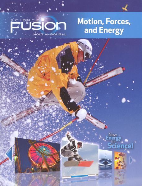 FUSION Module I - Grades 6-8 - Motion, Forces, and Energy Bundle