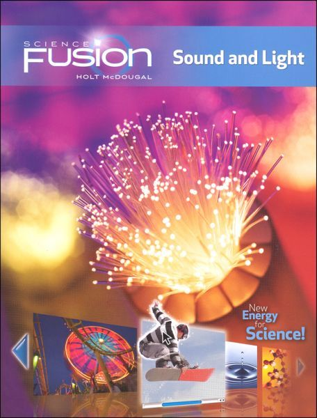 FUSION Module J - Grades 6-8 - Sound and Light Bundle