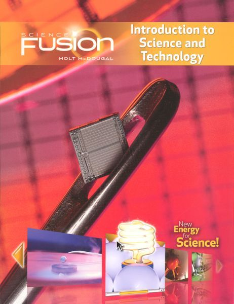 FUSION Module K -Grades 6-8 Intro to Science & Technology Bundle