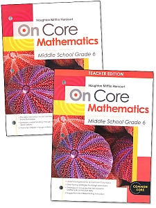 On Core Mathematics Bundle Grade 6