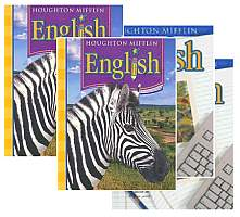 Houghton Mifflin English Grade 5 Bundle