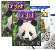 Houghton Mifflin English Grade 1 Bundle
