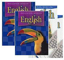 Houghton Mifflin English Grade 4 Bundle
