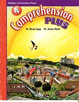Comprehension Plus Level A Grade 1 Student Workbook by MCP