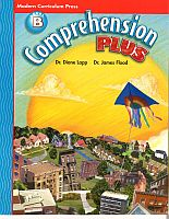 Comprehension Plus Level B Grade 2 Student Workbook by MCP