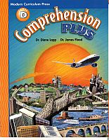 Comprehension Plus Level D Grade 4 Student Workbook by MCP