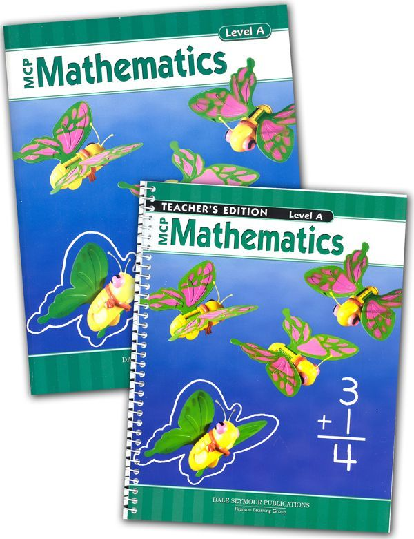 MCP Math - Grade 1 Bundle