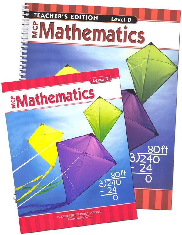 MCP Math - Grade 4 Bundle