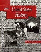 United States History Workbook to Accompany Student Text by Pear