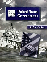 United States Government Workbook to Accompany Student Text by P