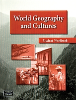World Geography & Cultures Workbook to Accompany Student Text by