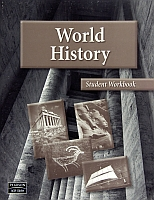 World History Student Workbook to Accompany Student Text by Pear