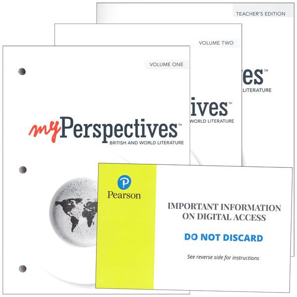 myPerspectives Homeschool Bundle - Grade 12