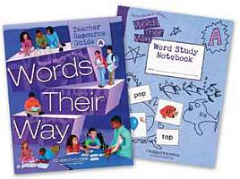 Words Their Way - Grade 1 Bundle