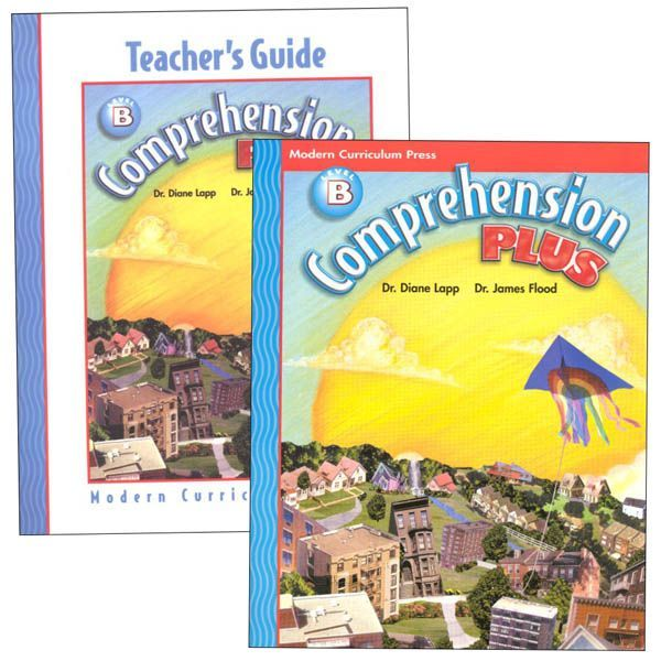 Comprehension Plus Grade 2-B Bundle