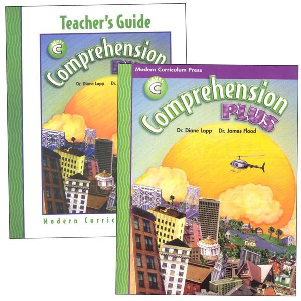 Comprehension Plus Grade 3-C Bundle