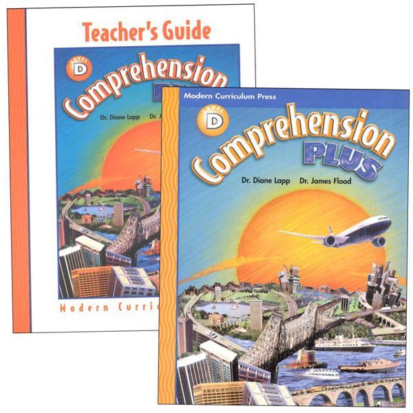 Comprehension Plus Grade 4-D Bundle