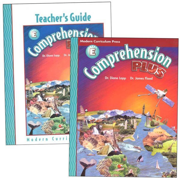 Comprehension Plus Grade 5-E Bundle