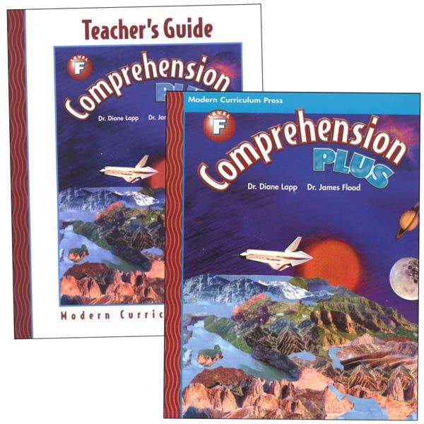 Comprehension Plus Grade 6-F Bundle