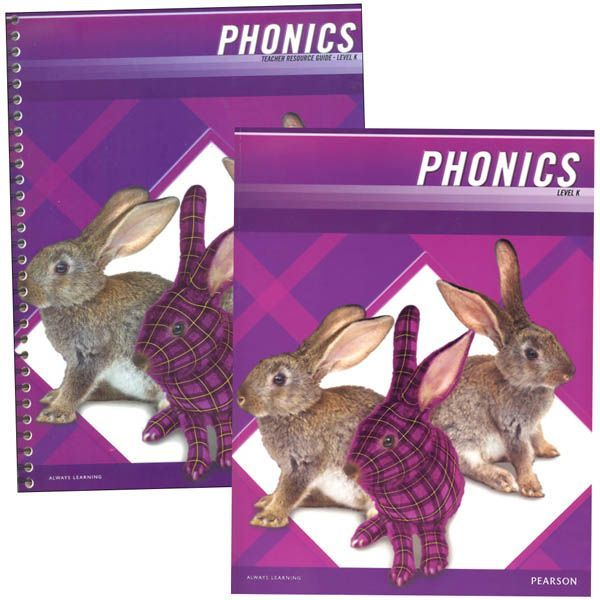 MCP Plaid Phonics Kindergarten Bundle