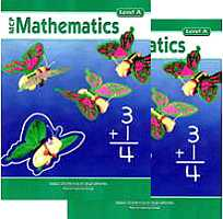 MCP Math - Grade 1 Bundle w/Student & Teacher Texts