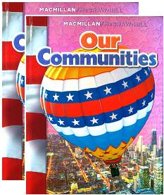 McGraw Hill Social Studies Bundle - Our Communities - Grade 3