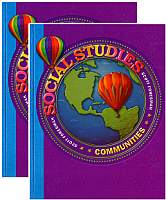 Scott Foresman Social Studies Bundle - COMMUNITIES - Grade 3